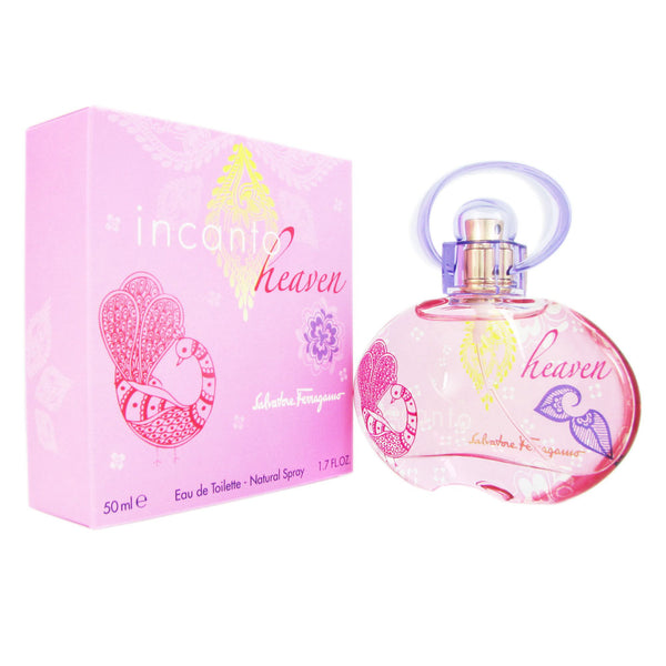 Incanto Heaven for Women by Ferragamo 1.7 oz Eau de Toilette Natural Spray