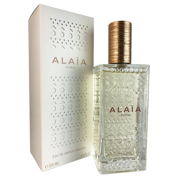 Alaia Blanche for Women By Azzedine Alaia 3.3 oz Eau De Parfum Spray