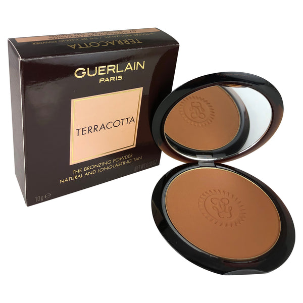 Guerlain Terracotta Bronzing Powder Deep Garden #7  .35 oz