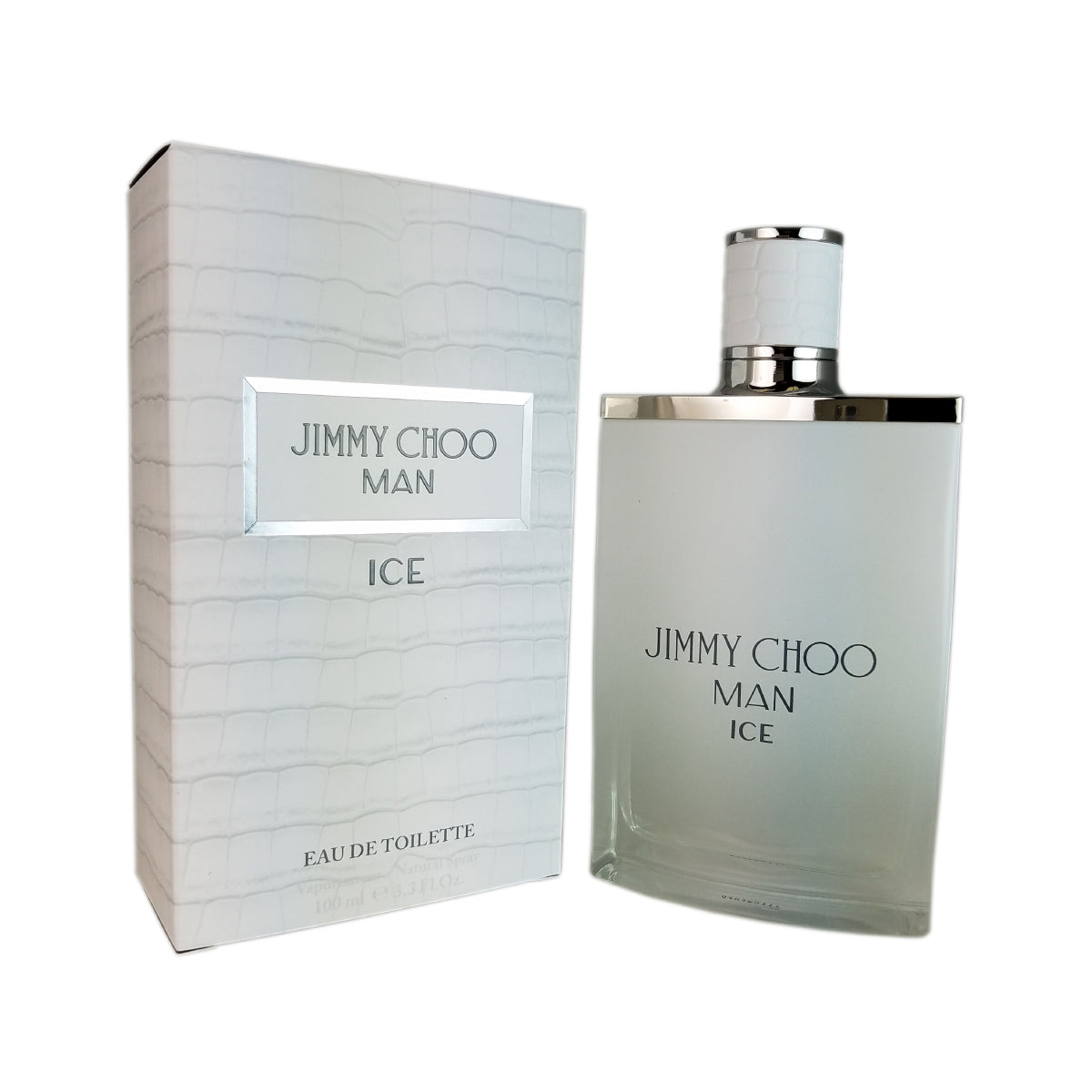 Jimmy Choo Man Ice for Men by Jimmy Choo 3.3 oz Eau De Toilette Spray