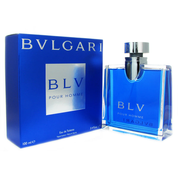 BLV for Men by Bvlgari 3.3 oz Eau de Toilette Spray