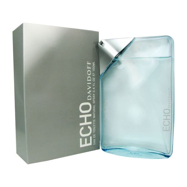 Echo for Men by Davidoff 3.4 oz Eau de Toilette Spray