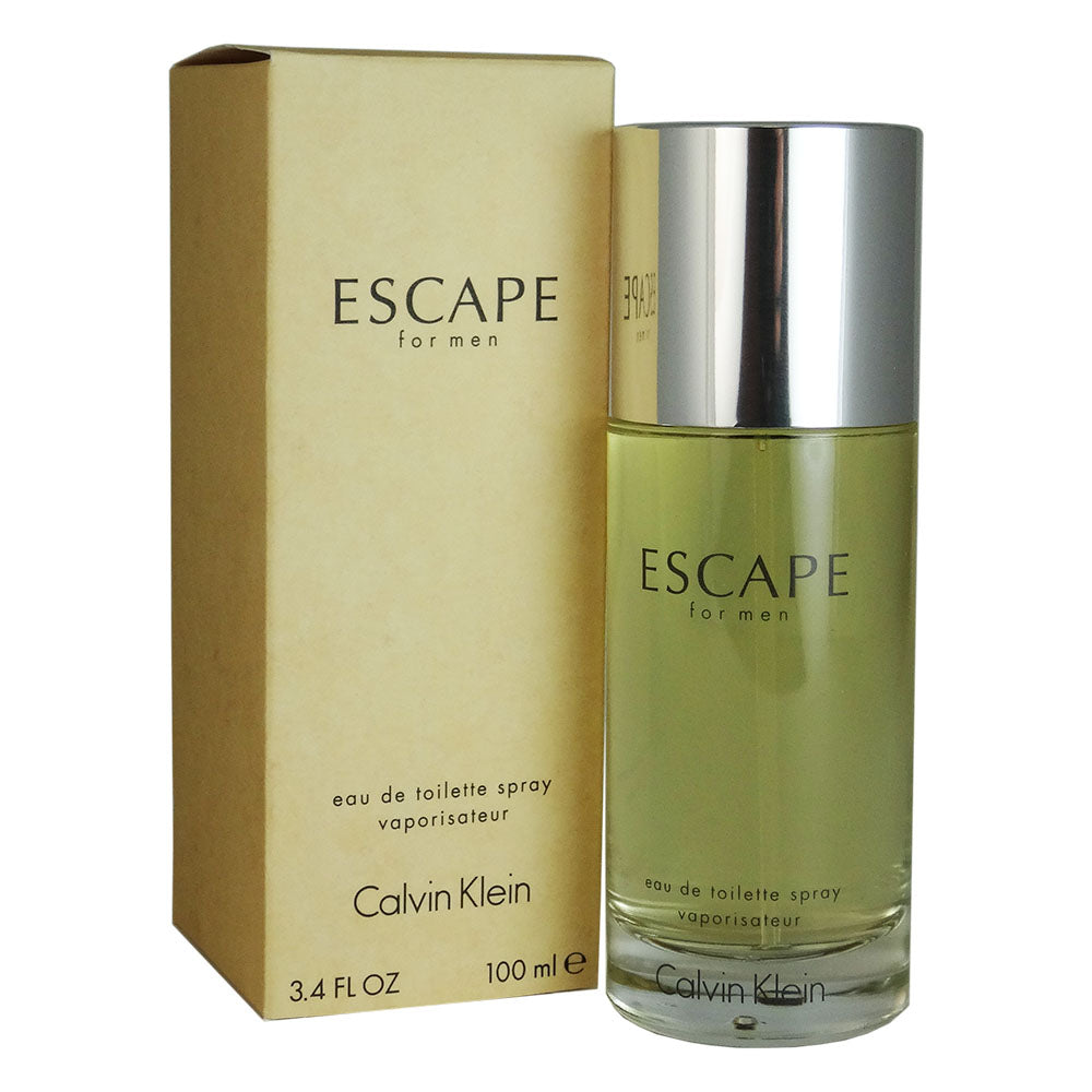 Escape for Men by Calvin Klein 3.4 oz Eau de Toilette Spray