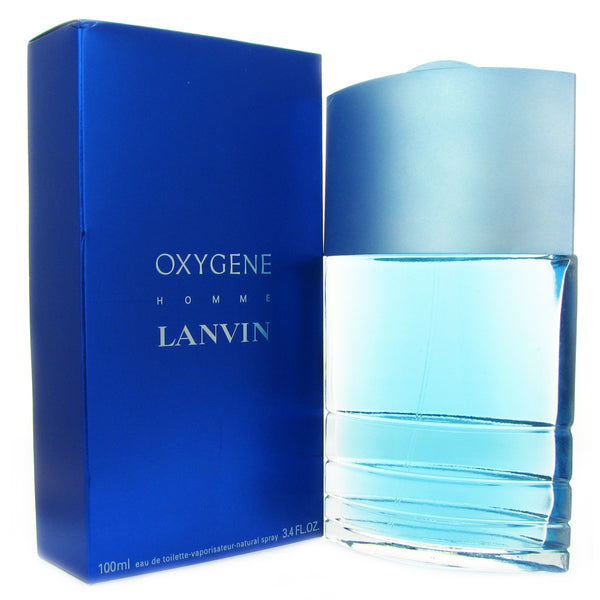 Oxygen for Men by Lanvin 3.4 oz Eau de Toilette Spray