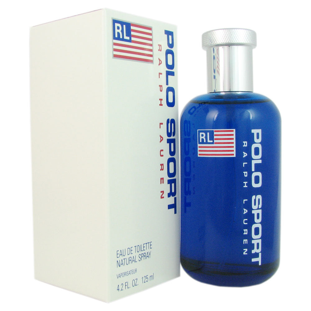 Polo Sport for Men by Ralph Lauren 4.2 oz Eau de Toilette Spray