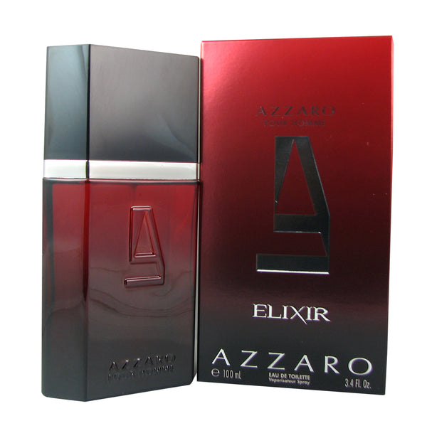 Azzaro Azzaro Elixir Eau De Toilette Spray for Men 3.4 oz