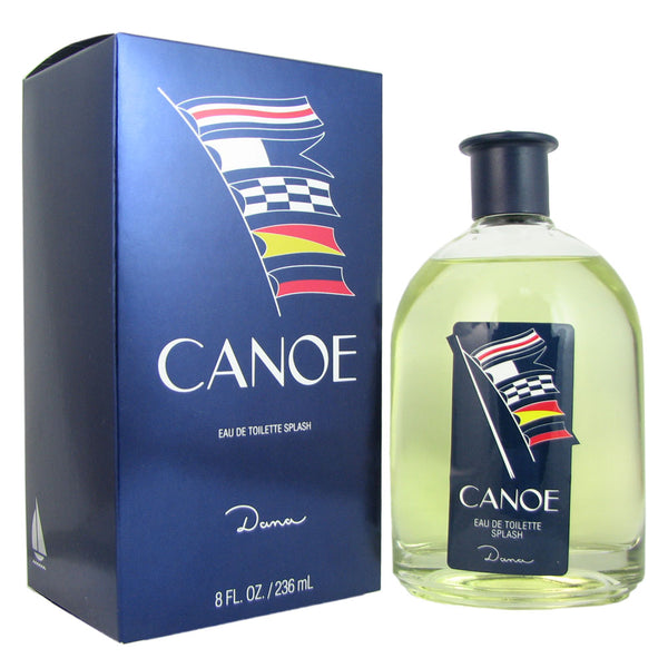 Canoe for Men by Dana 8.0 oz 240 ml Eau de Toilette Splash