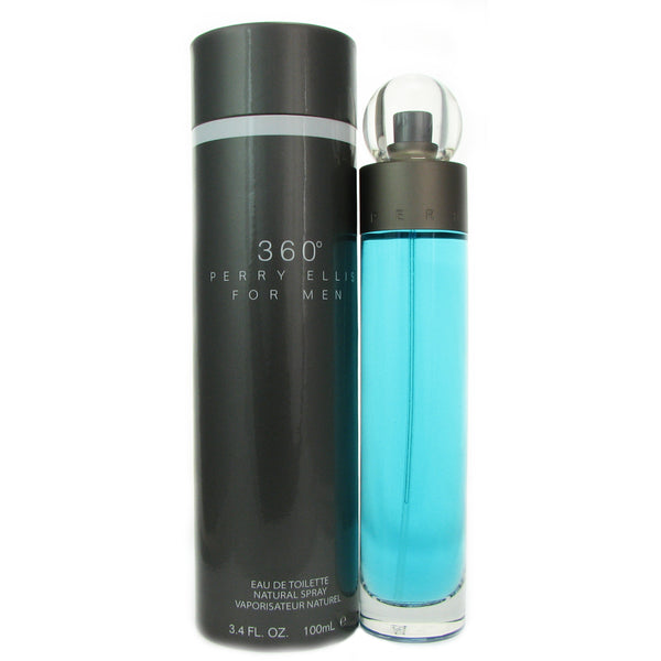 360 for Men by Perry Ellis 3.3 oz Eau de Toilette Spray