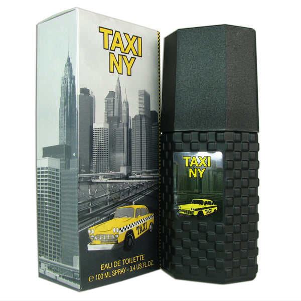 Taxi NY for Men by Cofinluxe 3.4 oz Eau de Toilette Spray