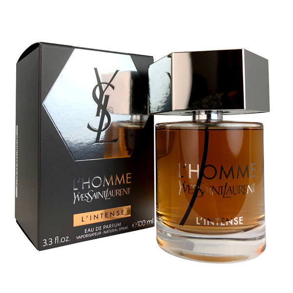 L'Homme for Men Intense by YSL 3.3 oz Parfum Spray