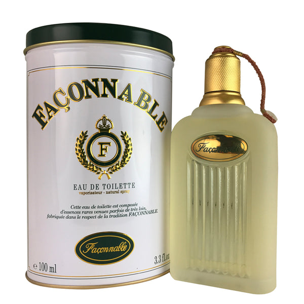 Faconnable For Men By Faconnable 3.33 oz Eau De Toilette Spray