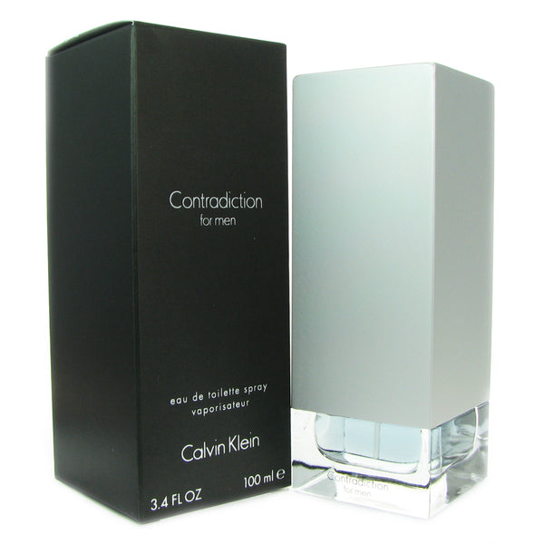 Contradiction for Men by Calvin Klein 3.3 oz Eau de Toilette Spray