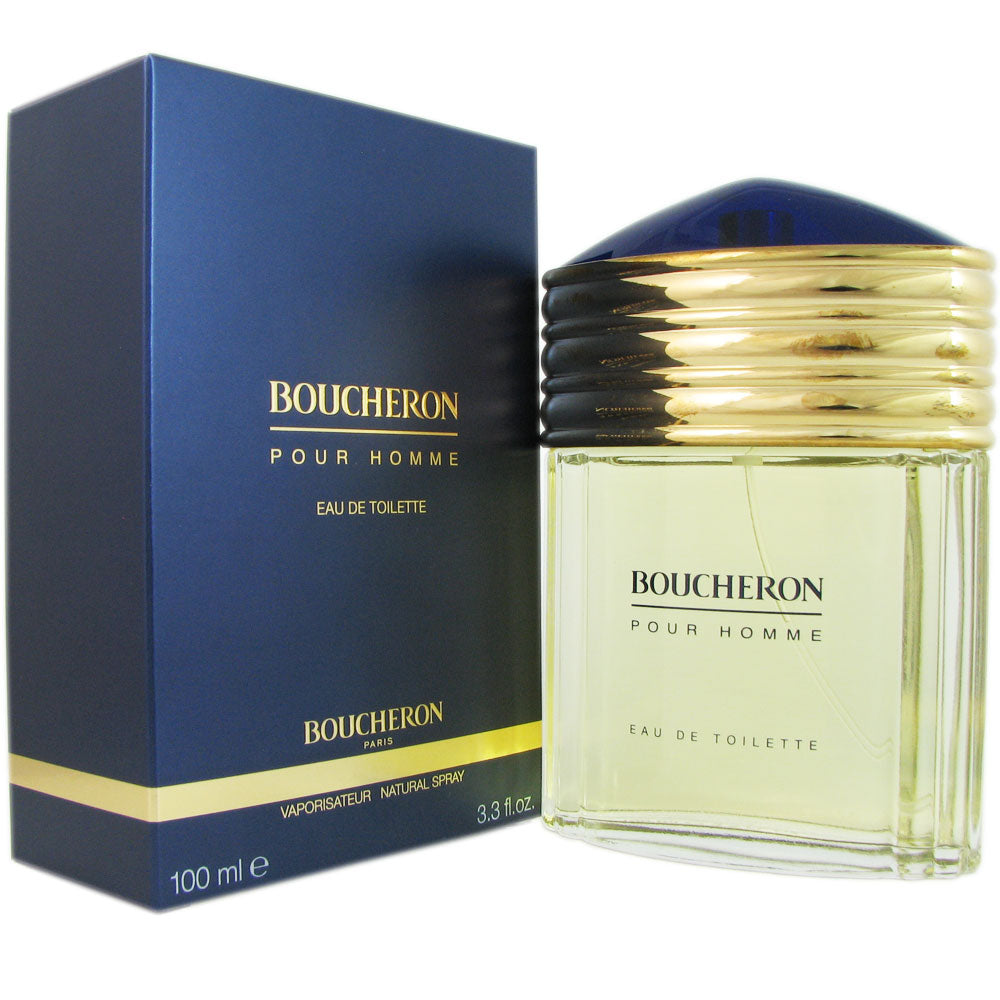 Boucheron for Men 3.3 oz 100 ml Eau de Toilette Spray