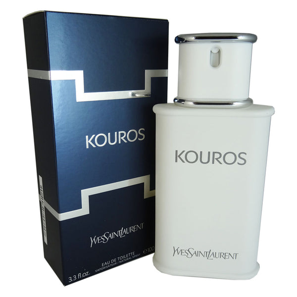 Kouros for Men by Yves Saint Laurent 3.3 oz Eau De Toilette Spray