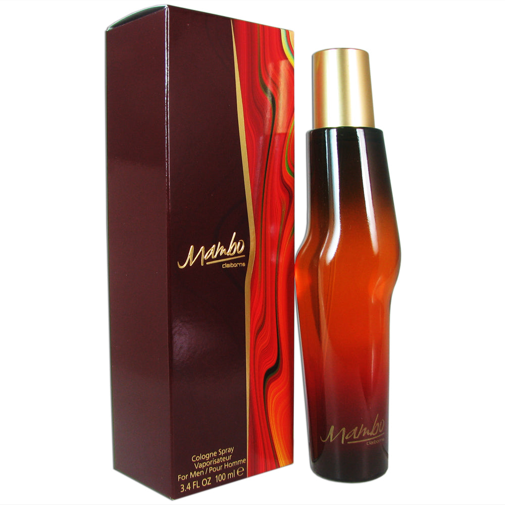 Mambo for Men by Liz Claiborne 3.4 oz Eau de Cologne Spray