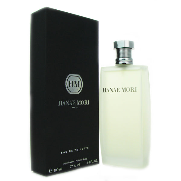 HM for Men by Hanae Mori 3.4 oz Eau de Toilette Natural Spray
