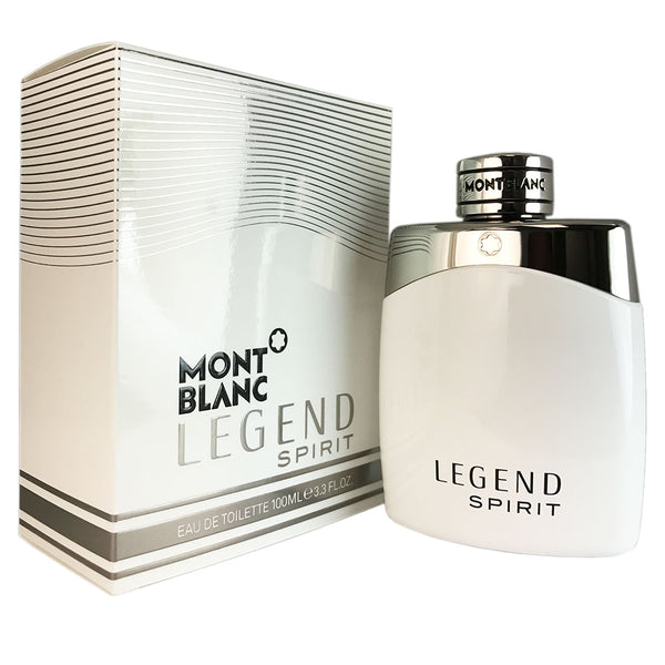 Legend Spirit for Men by Montblanc 3.3 oz Eau De Toilette Spray