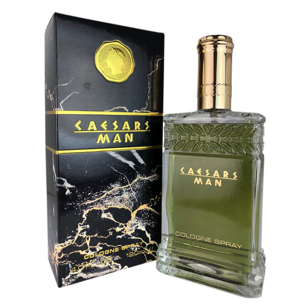 Caesars Man for Men Cologne Spray 4.0 oz