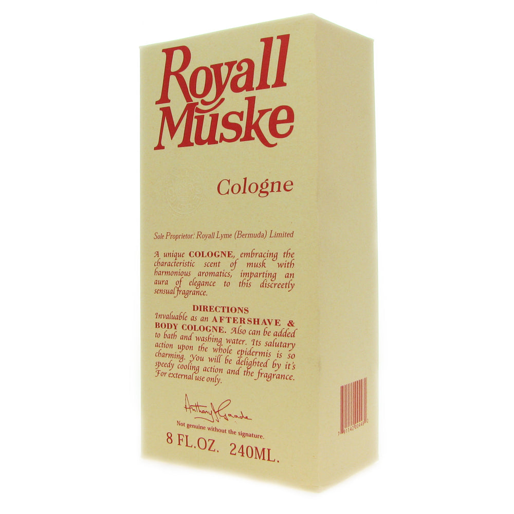Royall Muske by Royall Fragrances 8 oz All Purpose Lotion
