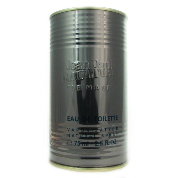 Jean Paul Gaultier Le Male by Jean Paul Gaultier 2.5 oz Eau de Toilette Spray