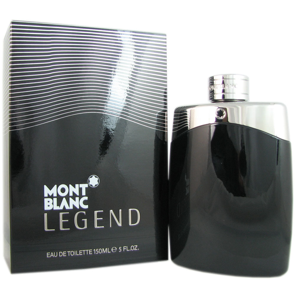 Legend for Men by Mont Blanc 5 oz Eau de Toilette Spray
