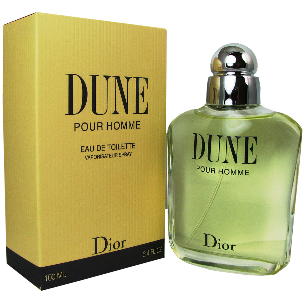 Dune for Men by Christian Dior 3.4 oz Eau de Toilette Spray