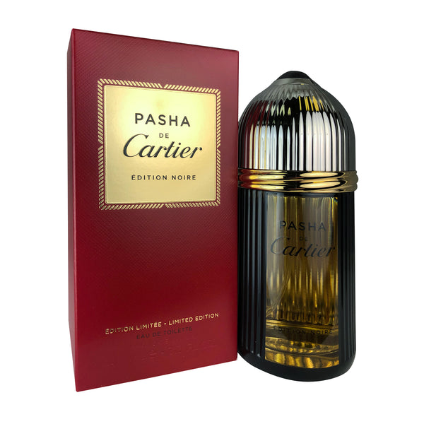 Pasha de Cartier Edition Noire for Men 3.3 oz Eau de Toilette