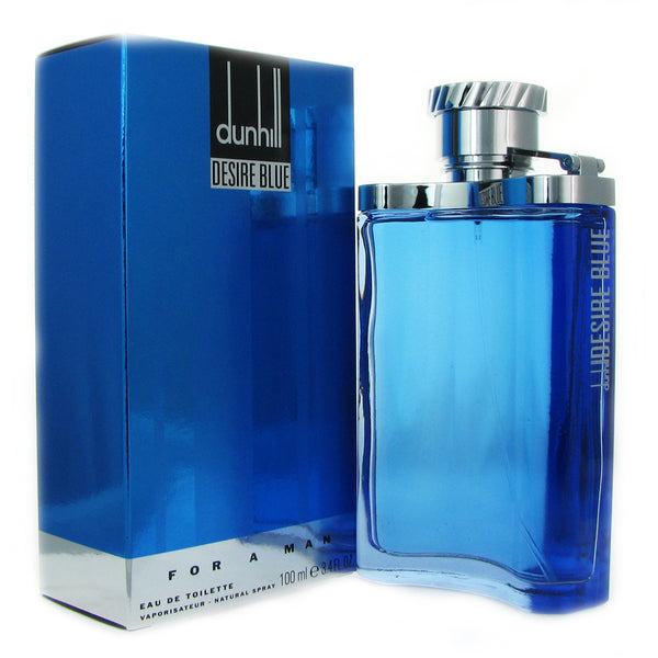 Dunhill Desire Blue for Men by Dunhill 3.4 oz Eau de Toilette Spray