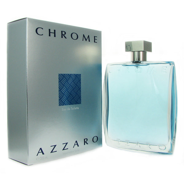 Azzaro Chrome for Men 6.8 oz Eau de Toilette Spray