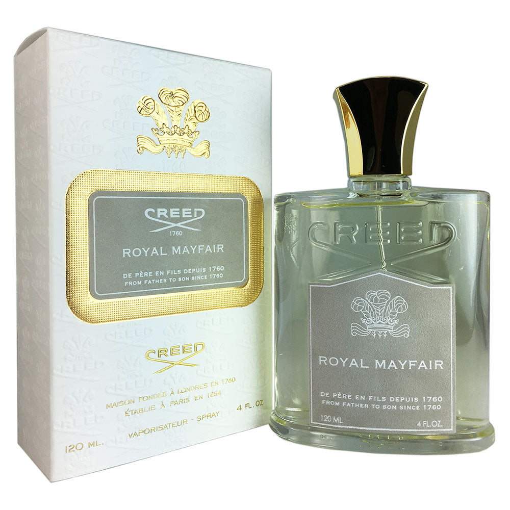 Creed Royal Mayfair For Men by Creed 4.0 oz Eau de Parfum Millesime Spray