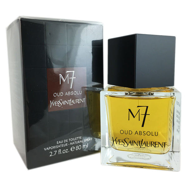 M7 Oud Absolu by Yves Saint Laurent 2.7 oz Eau de Toilette Spray