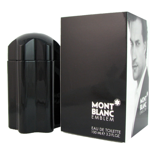 Emblem for Men by Mont Blanc 3.3 oz Eau de Toilette Spray