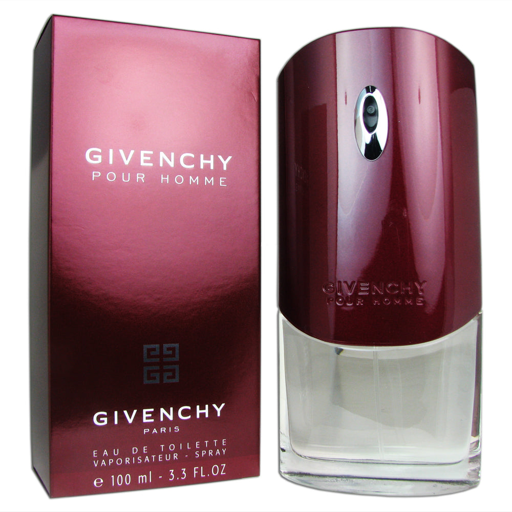 Givenchy for Men 3.3 oz 100 ml Eau de Toilette Spray