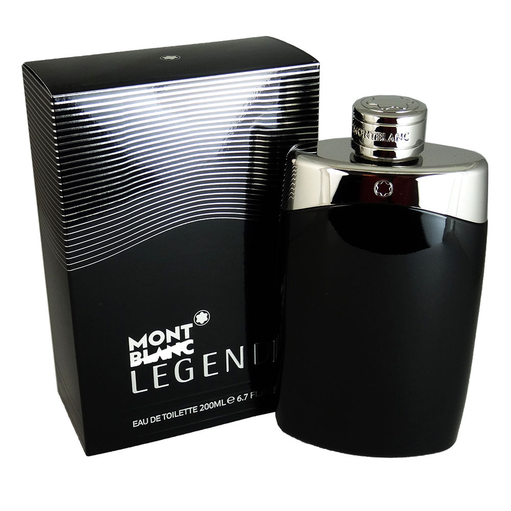 Legend for Men by Mont Blanc 6.7 oz Eau de Toilette Spray