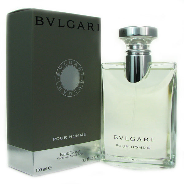 Bvlgari for Men 3.4 oz 100 ml Eau de Toilette Spray