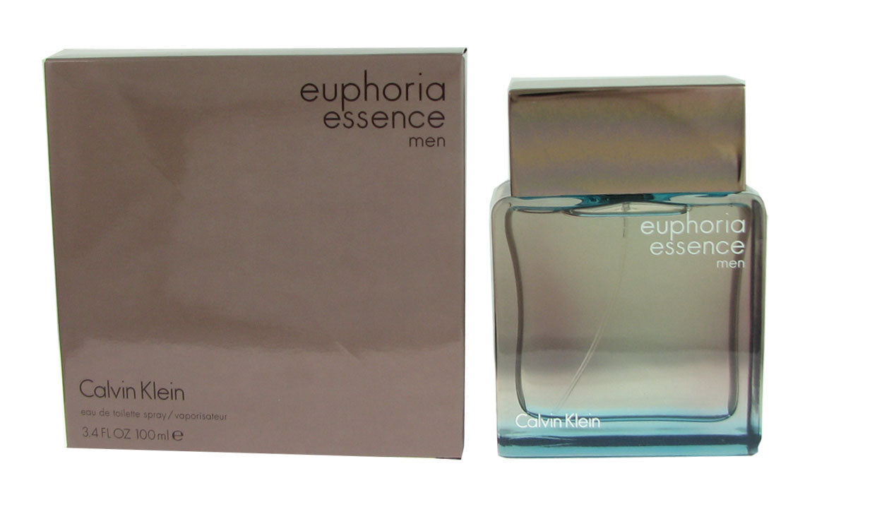 Euphoria Essence for Men by Calvin Klein  3.4 oz Eau de Toilette Spray