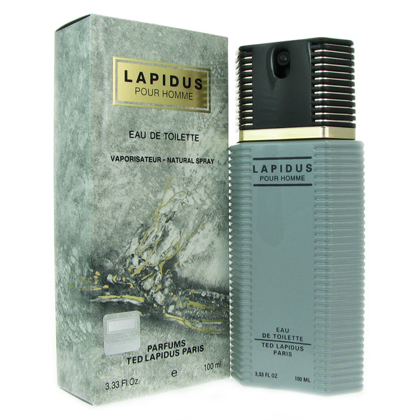 Lapidus for Men by Ted Lapidus 3.33 oz 100 ml Eau de Toilette Spray