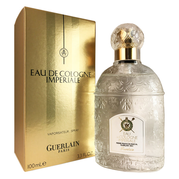 Imperiale for Men by Guerlain 3.4 oz Eau de Cologne Spray
