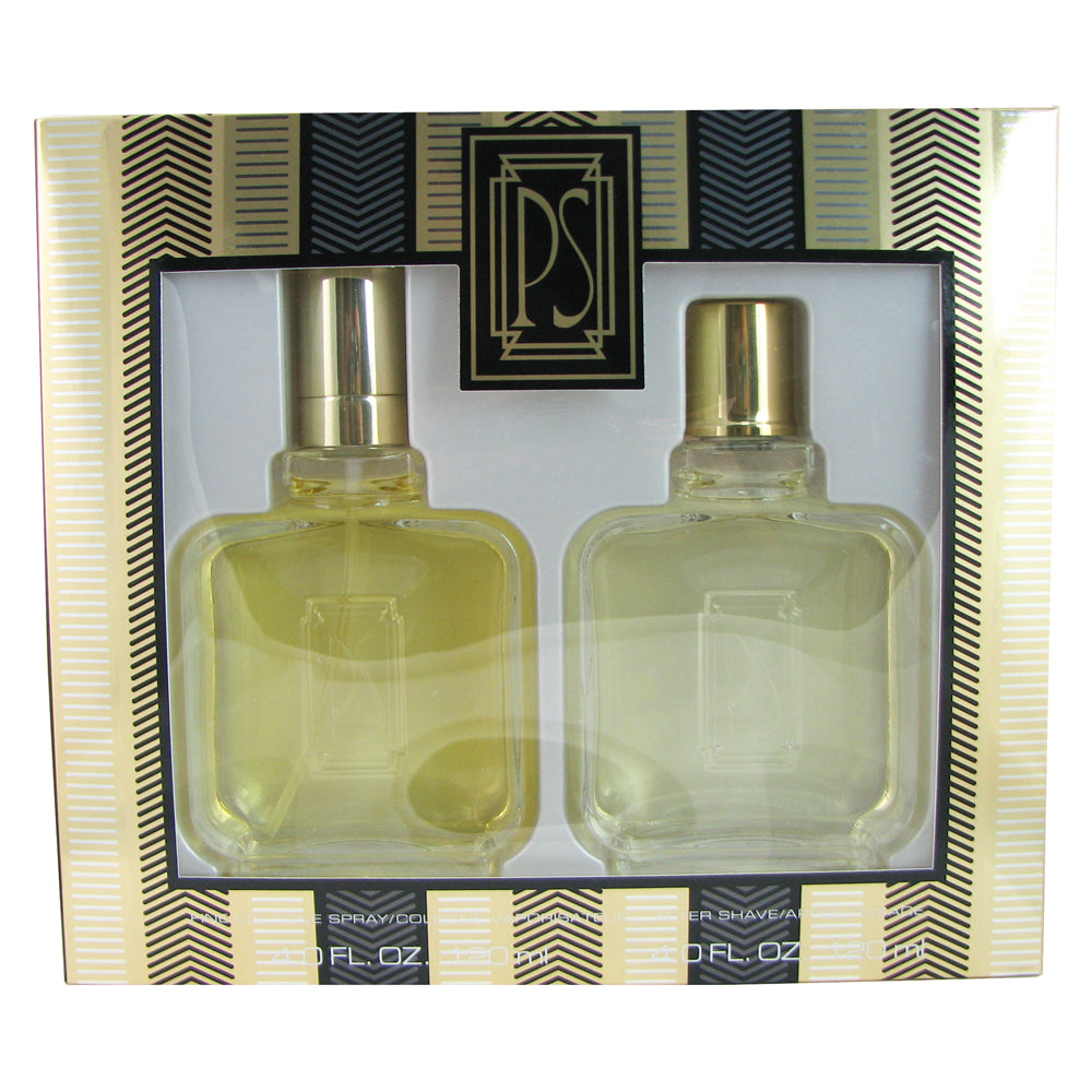 PS for Men by Paul Sebastian 2 Pcs Set