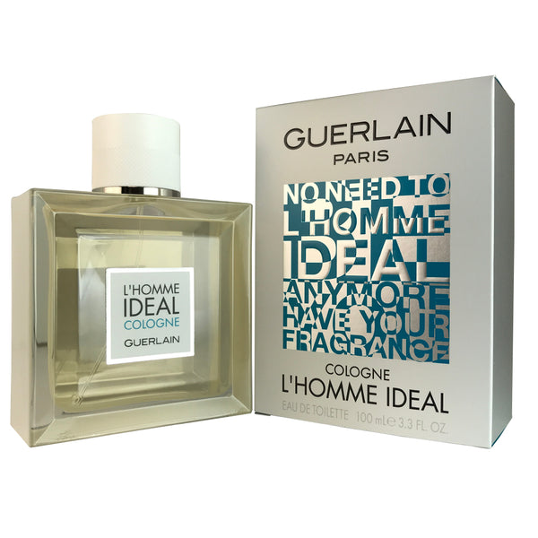 L'Homme Ideal Cologne for Men by Guerlain 3.4 oz Eau de Toilette Spray