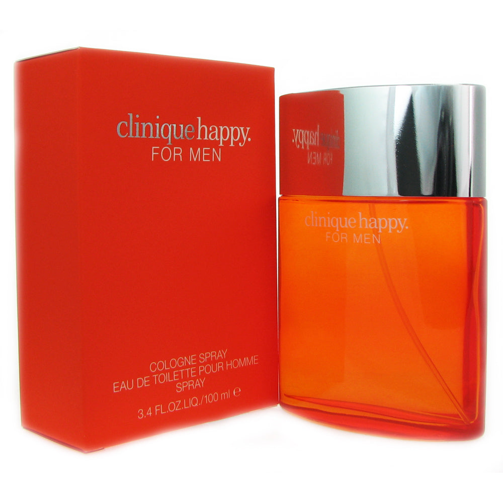 Happy for Men by Clinique 3.4 oz Perfume Spray