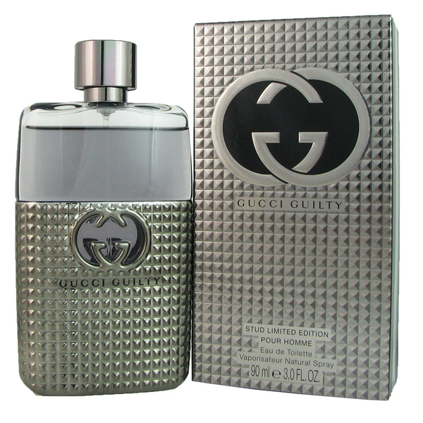 Gucci Guilty Stud Limited Edition for Men 3.0 oz Eau de Toilette Spray