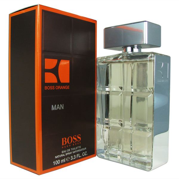 Boss Orange Man by Hugo Boss 3.3 oz Eau de Toilette Spray