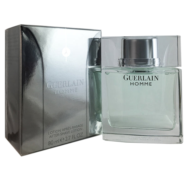 Guerlain Homme for Men by Guerlain 2.7 oz 80 ml After Shave