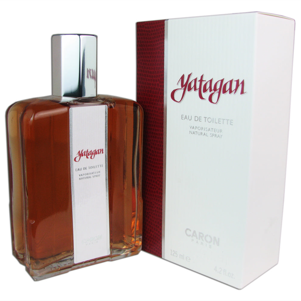 Yatagan for Men by Caron 4.2 oz Eau de Toilette Spray