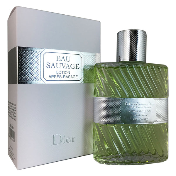 Eau Sauvage for Men by Christian Dior 3.4 oz After Shave Lotion