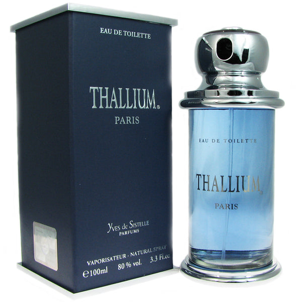 Thallium Men by Yves De Sistelle 3.4 oz Eau de Toilette Spray