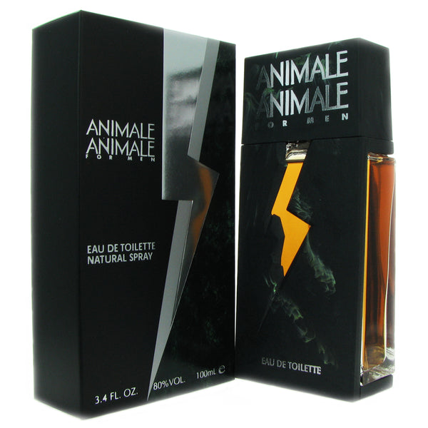 Animale Animale for Men 3.3 oz Eau de Toilette Spray