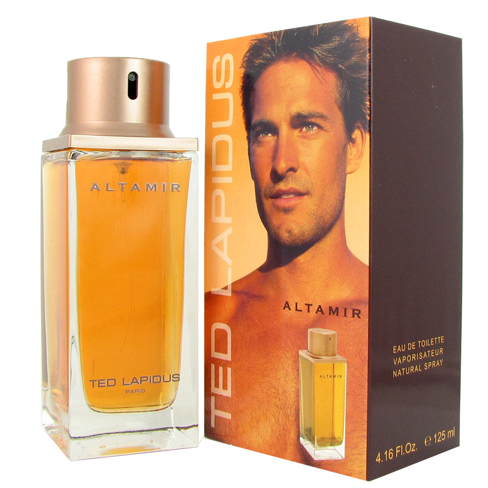 Altamir for Men by Ted Lapidus 4.16 oz Eau de Toilette Spray