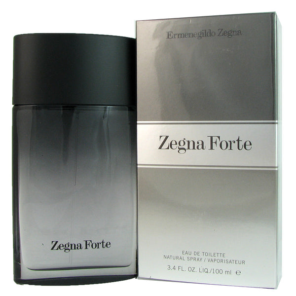 Zegna Forte for Men by Ermenegildo Zegna 3.4 oz Eau de Toilette Spray